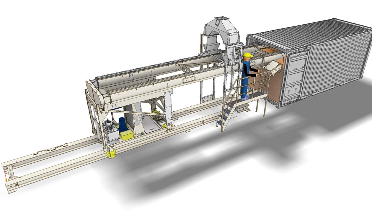 production of renewable energy pellets